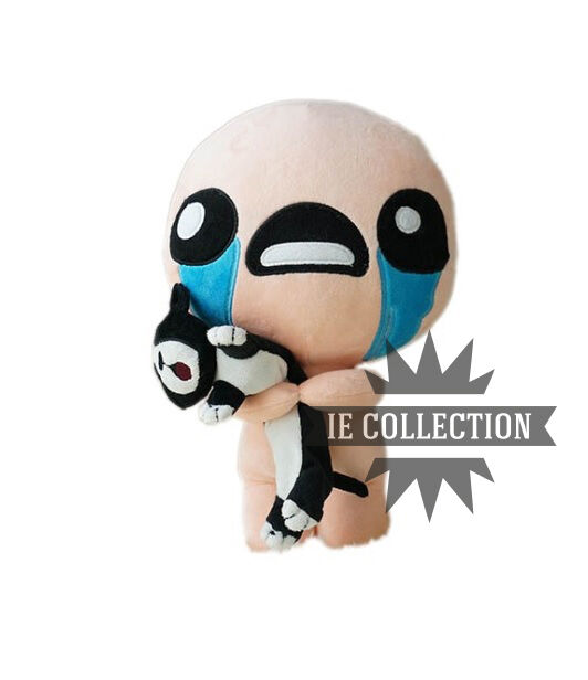 THE BINDING OF ISAAC CON GATTO PELUCHE PUPAZZO Dead Cat