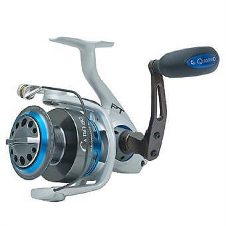New quantum cabo spinning reel 80 4 9 1 csp80ptse ebay for Quantum fishing reel
