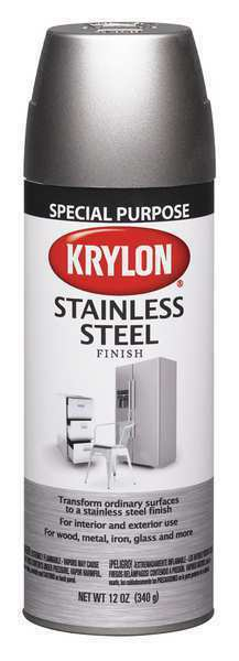 Krylon K02400000 Spray Paint Stainless Steel 10 Min Ebay