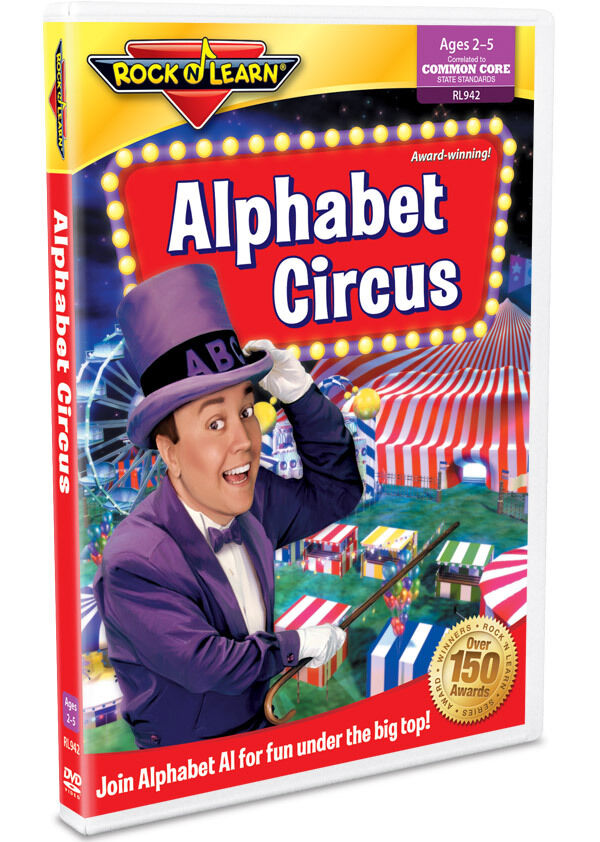 Rock 'N Learn: Alphabet Circus Watch on Netflix - Best ...