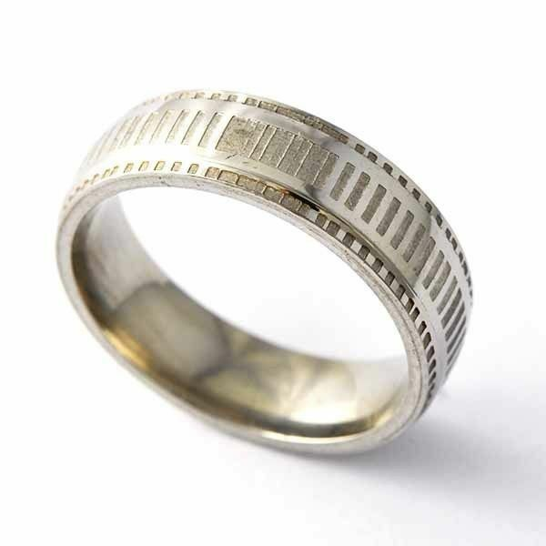 steel wedding band ring mens womens gold filled ring size 8 12 ebay