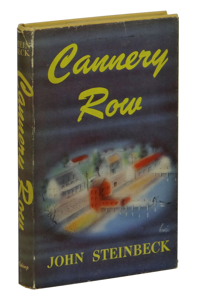 a short analysis of cannery row by john steinbeck Cannery row (centennial edition) by john steinbeck  cannery row is just a  few blocks long, but the story it harbors is suffused with  if you aren¿t  interested in books with ¿meaning¿, and you only enjoy books with action.