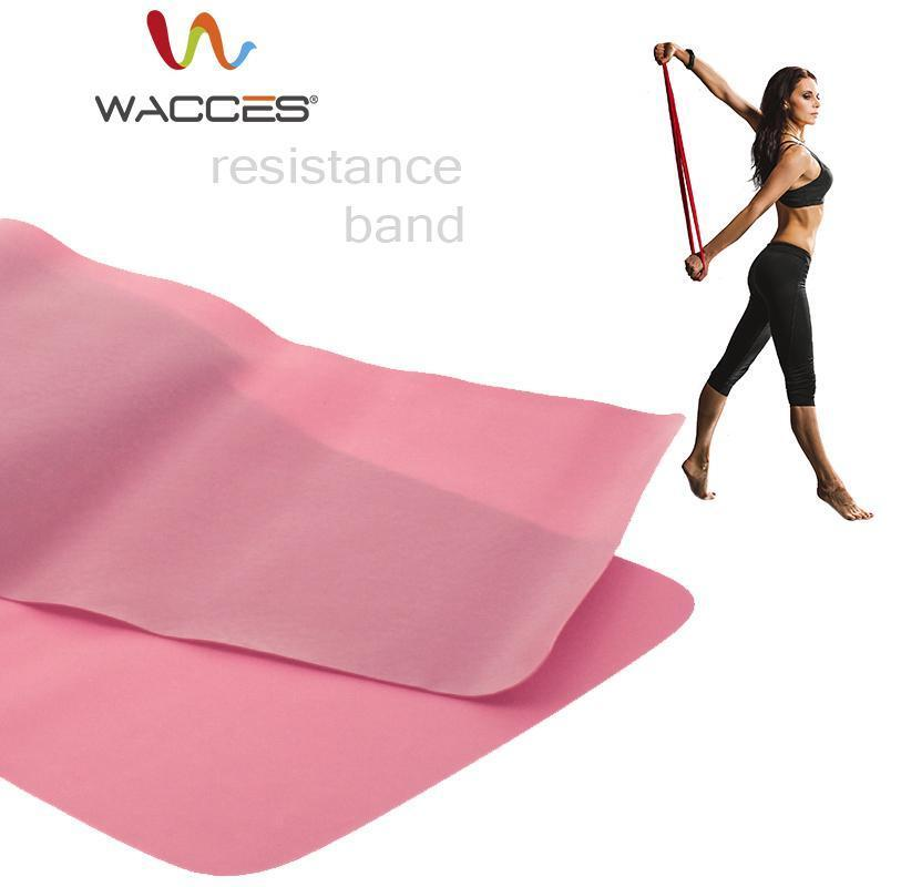 Pilates Resistance BAND Stretch Therapy Heavy Tubing