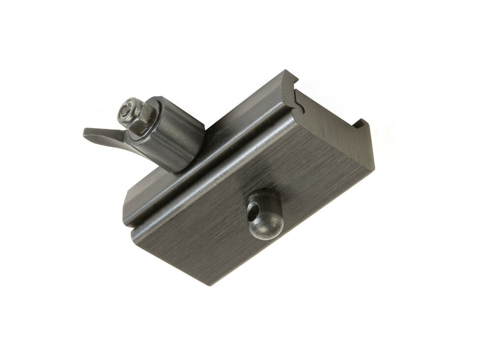 Tac shield quick release ql lever rail adapter for