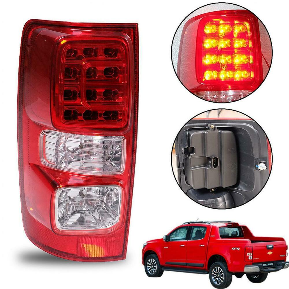 Image Is Loading 12 14 FIT Chevrolet Colorado Tail Lamp Led