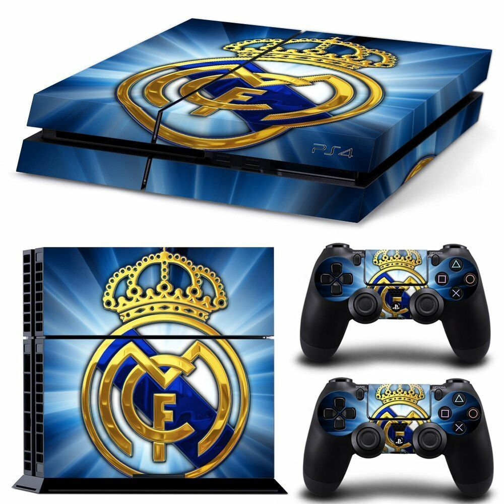 PS4 Skin & Controllers Skin Vinyl Sticker For PlayStation