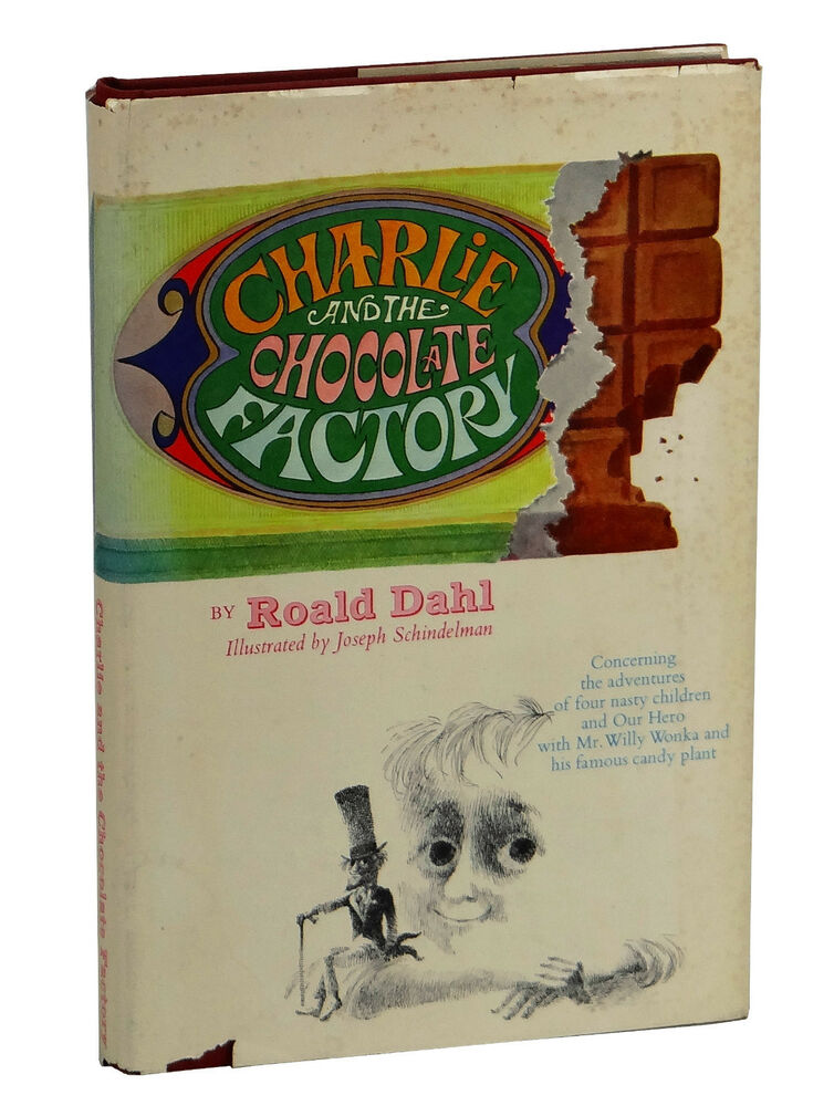 thesis statement for charlie and the chocolate factory Charlie and the chocolate factory written by roald dahl is on that are organized around a coherent thesis statement com/img/movies/charlie_cl.