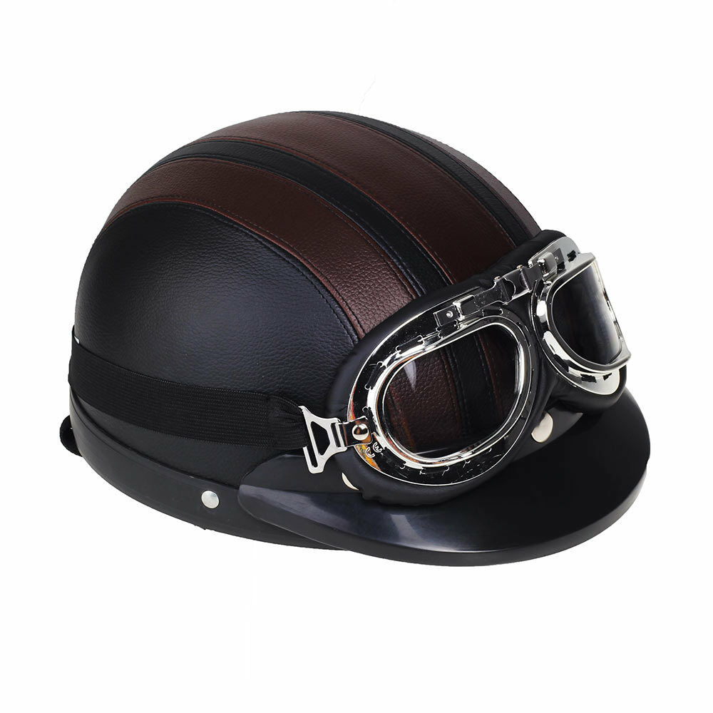 Motorcycle open face