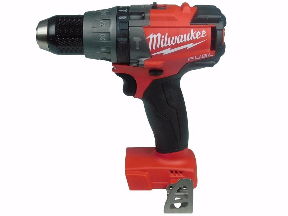 new milwaukee 2704 20 m18 fuel 1 2 hammer drill driver bare tool ebay. Black Bedroom Furniture Sets. Home Design Ideas
