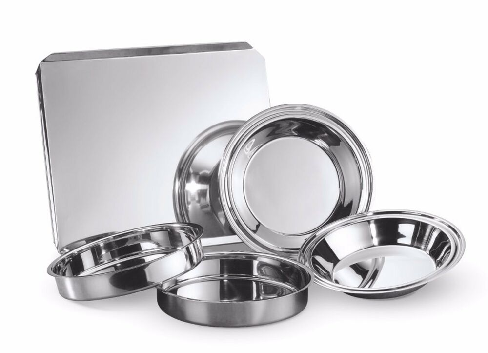 Hammer Stahl Classic Bake 5 Piece Set 18 8 Stainless Steel