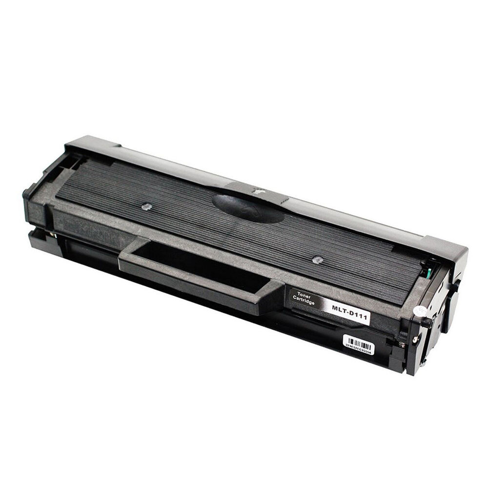 1pk mlt d111s black toner cartridge for samsung xpress sl m2020 m2020w m2022w ebay. Black Bedroom Furniture Sets. Home Design Ideas