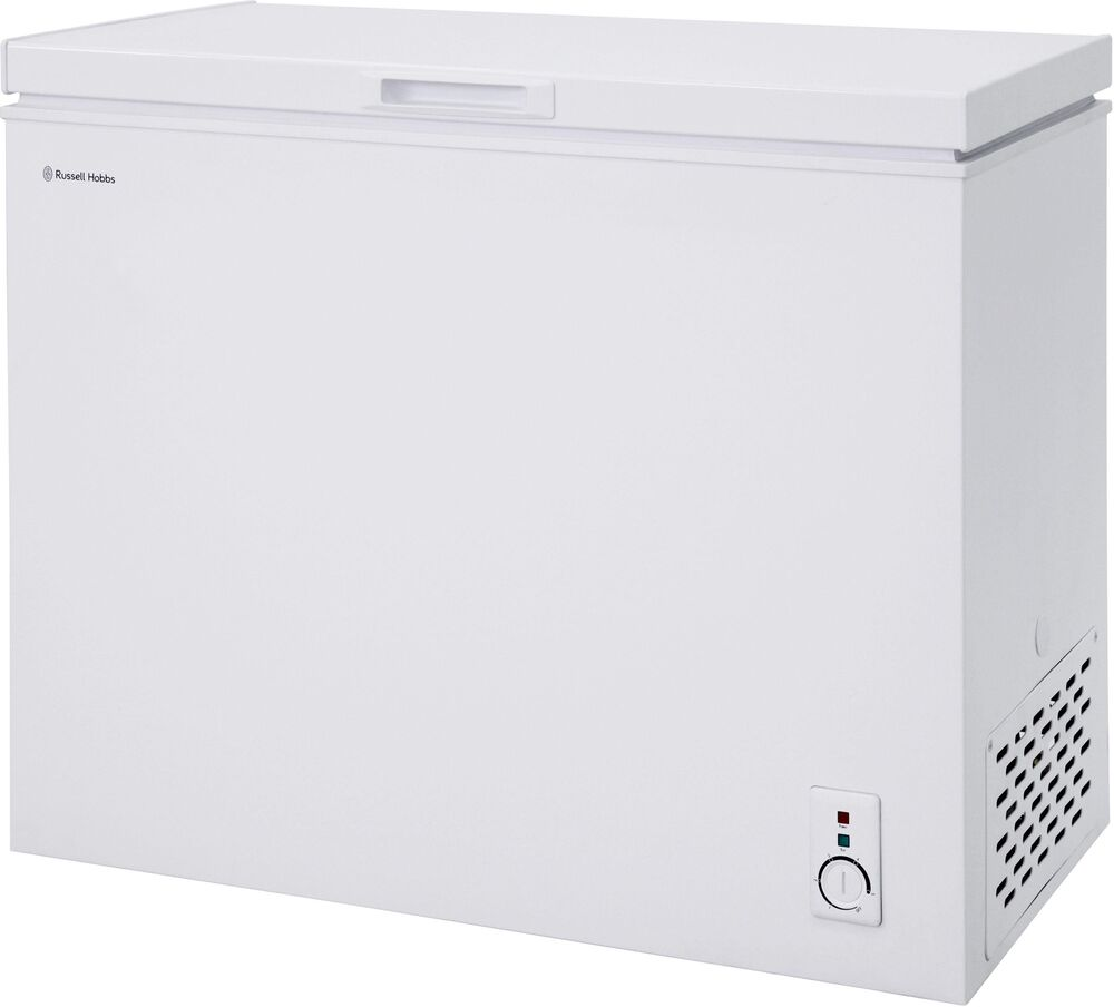 Russell Hobbs RHCF200 Chest Freezer - White. From the ...