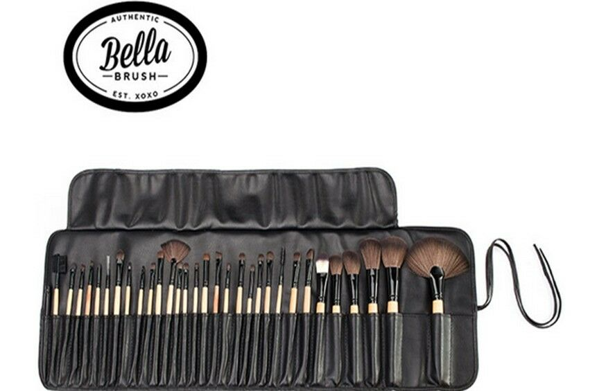 how to clean brand new makeup brushes