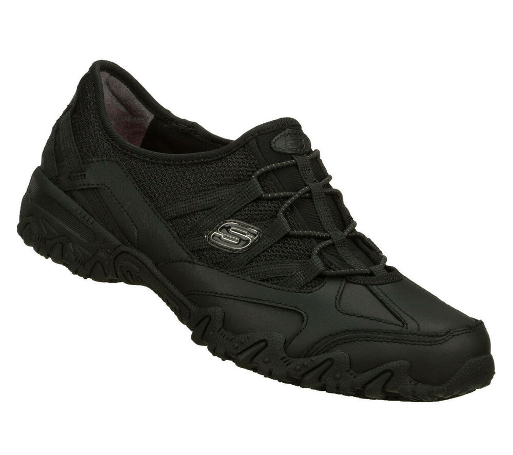 Non Slip Work Shoes Size  For Women By Sketchers