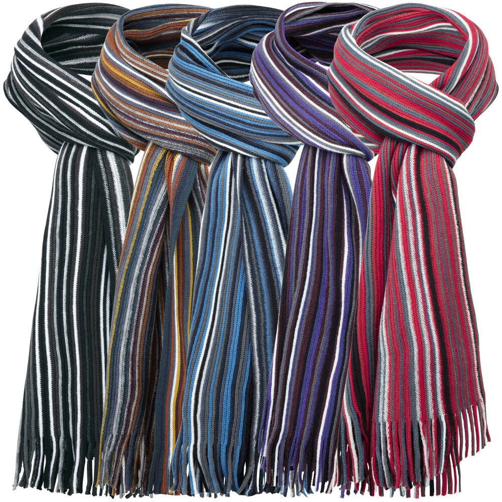 Men's scarves Wrap up warm in one of our stylish and cosy scarves. With stripes, tartans and wool designs, you're sure to find your perfect style in our men's scarf collection.