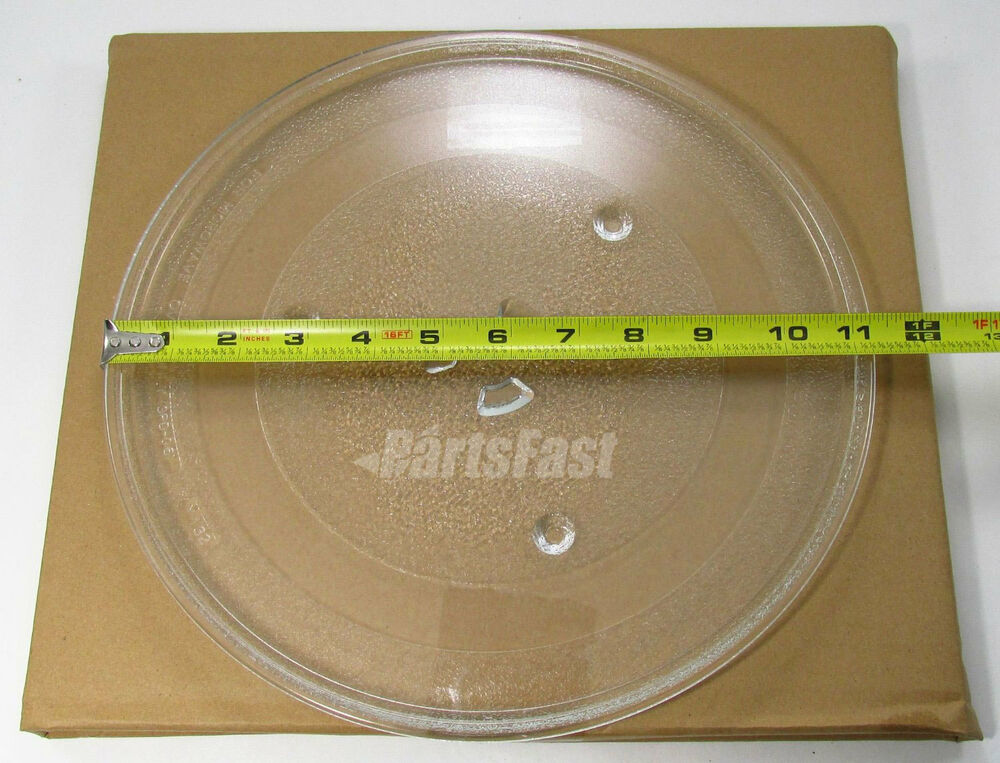 Brand New 11 25 Inch Microwave Glass Plate See Model