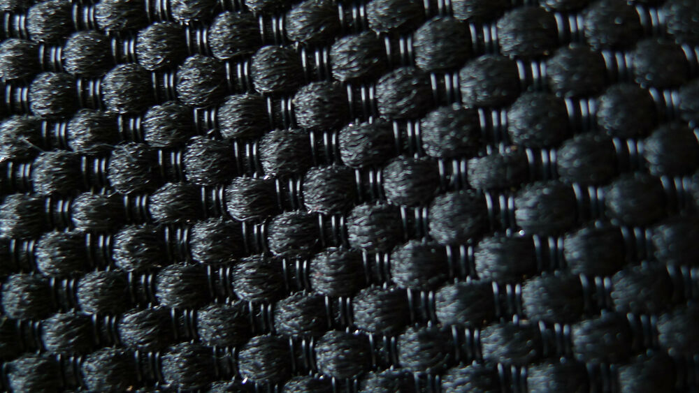 Quality Black Silver Speaker Grill Fabric Cloth 36 Quot X 57