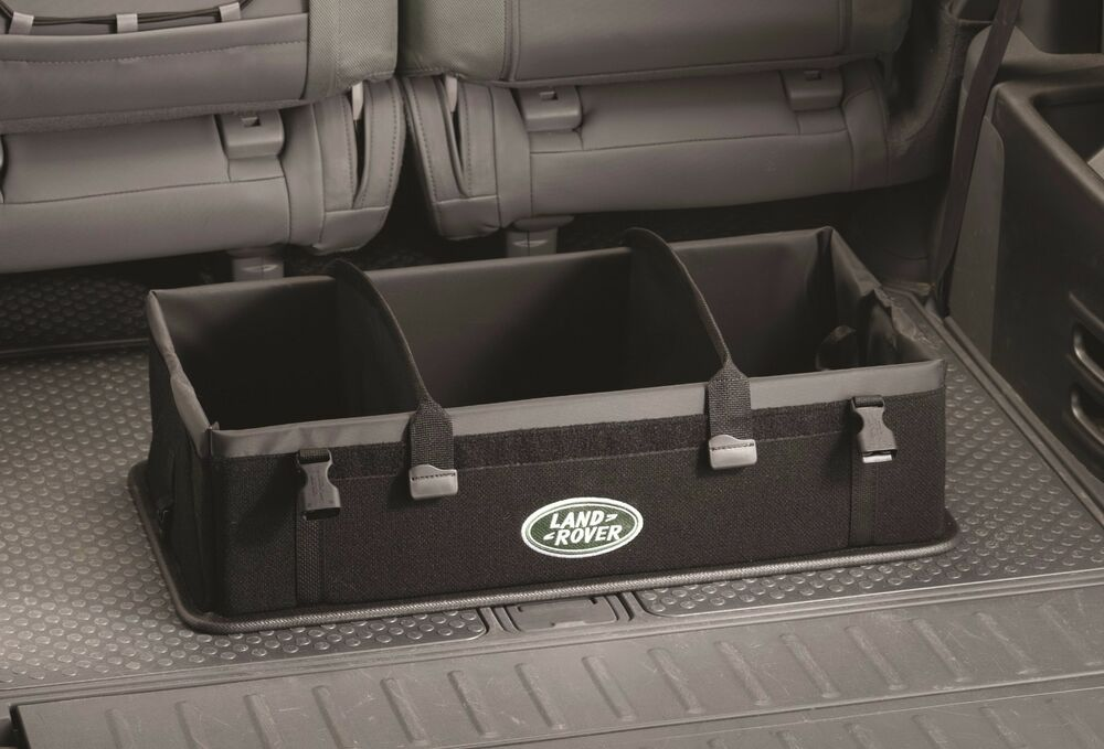 Land Rover Collapsible Cargo Carrier Loadspace Organizer ...