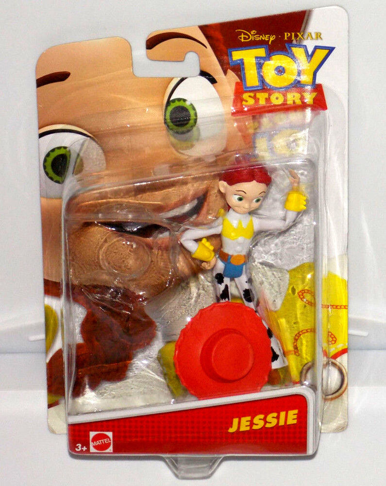Toy Story Action Figures Set : New disney pixar toy story jessie quot poseable action