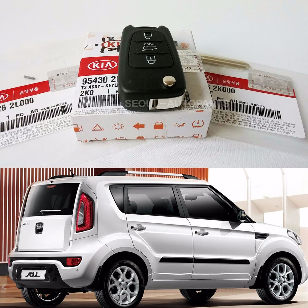 kia 10 13 soul 433mhz keyless entry remote control folding. Black Bedroom Furniture Sets. Home Design Ideas