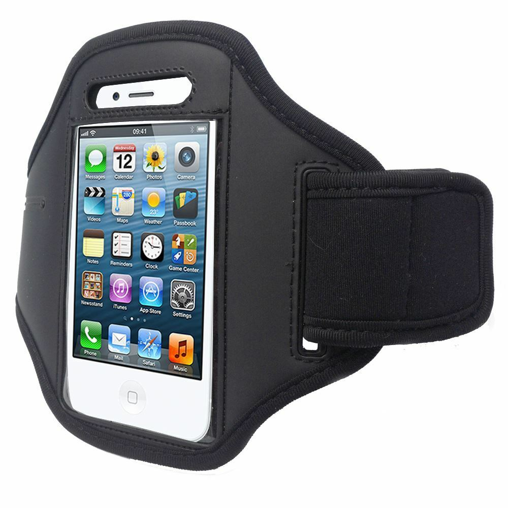 Case Design sony cell phone cases BLACK SPORT GYM JOGGING RUNNING ARMBAND POUCH HOLDER STRAP COVER CASE ...