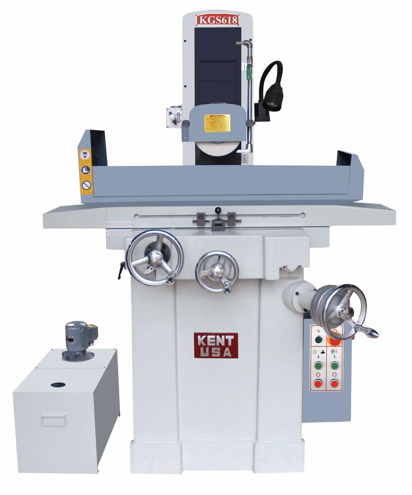 kent kgs 618 6 quot  x 18 quot  manual surface grinder with free 1963 ford falcon shop manual ba falcon workshop manual