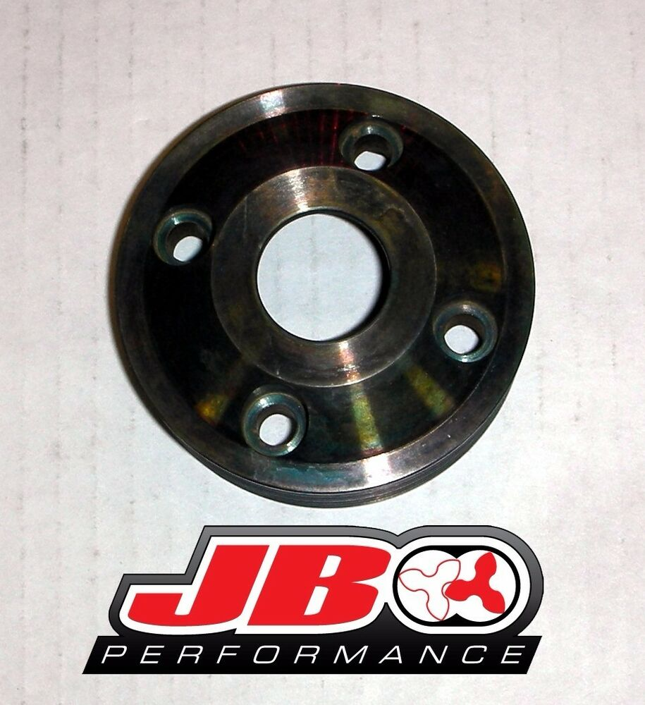 Eaton Supercharger Pulleys: JB Performance 2300 AXO Whipple / Lysholm Pulley 99-03