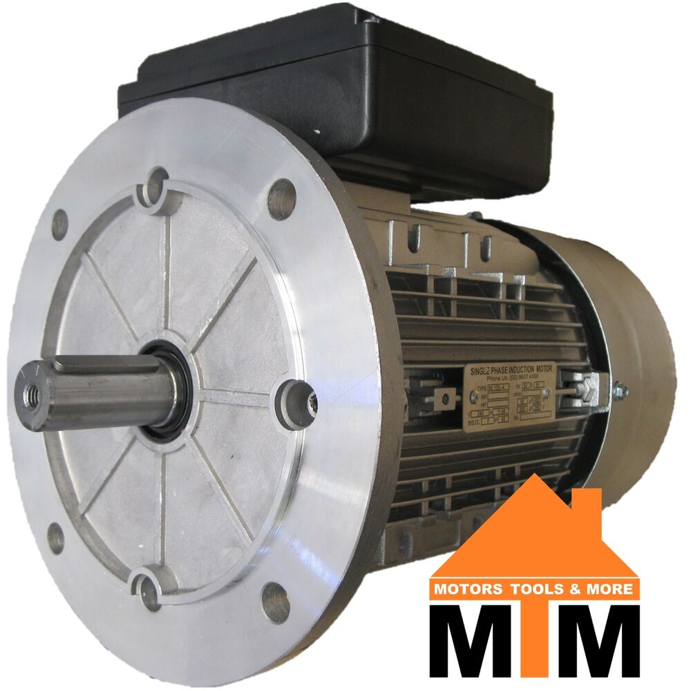 Single phase electric motor 240v 1 1 kw 1 5 hp 2800rpm 2 5hp motor
