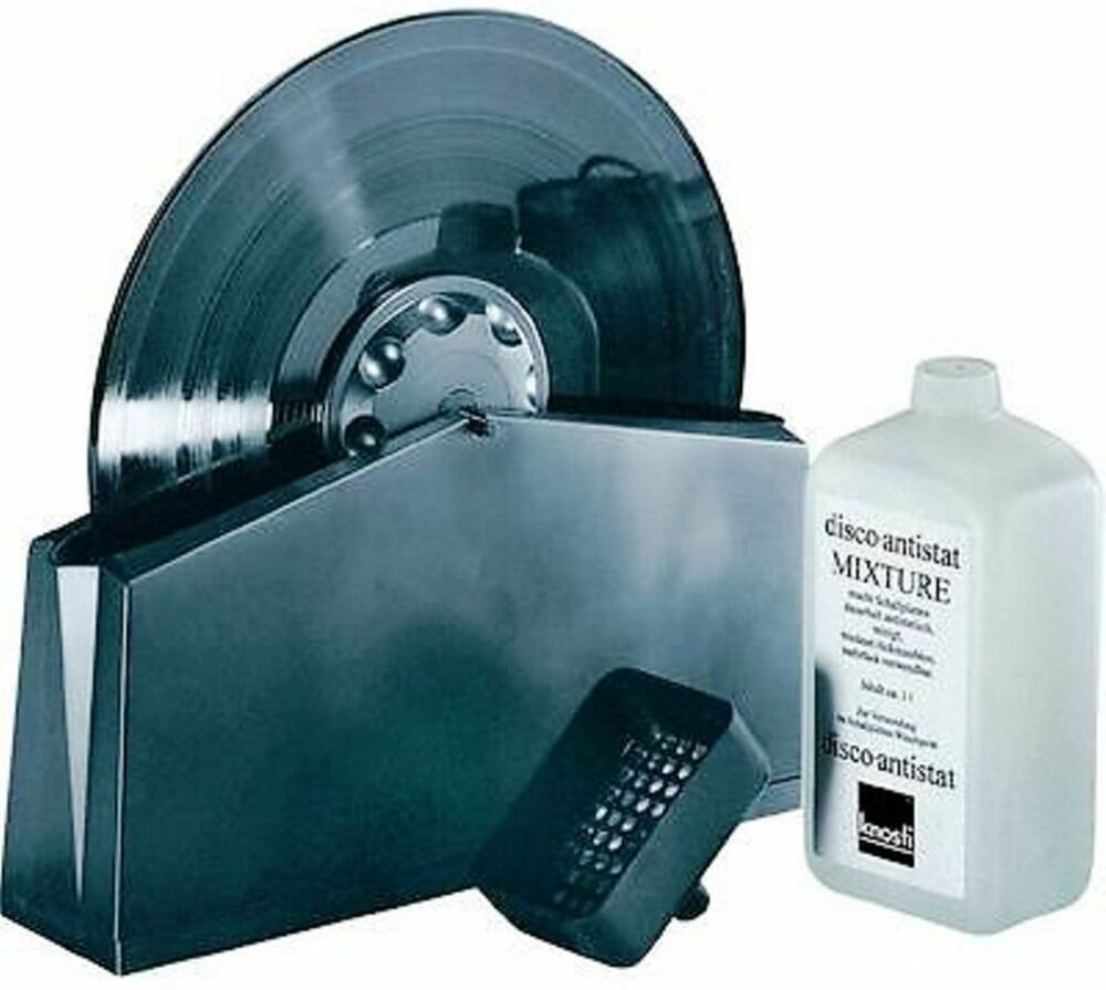 Knosti Disco Antistat Cleaning System Complete Kit For Lp