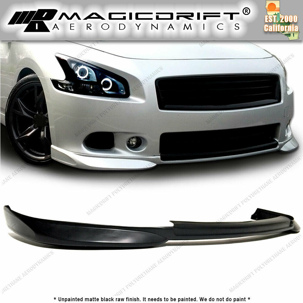 Fits All 2009 2014 Nissan Maxima St Street Style Front