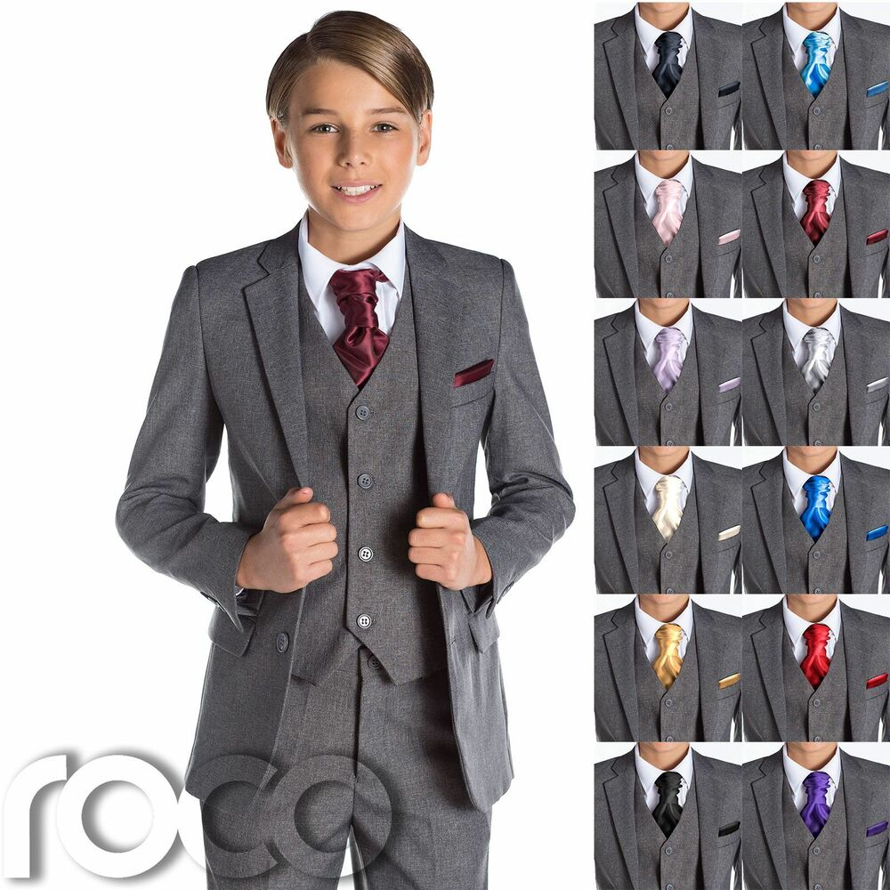 Grey Suit Wedding: Boys Grey Suit, Grey Page Boy Suits, Boys Wedding Outfit