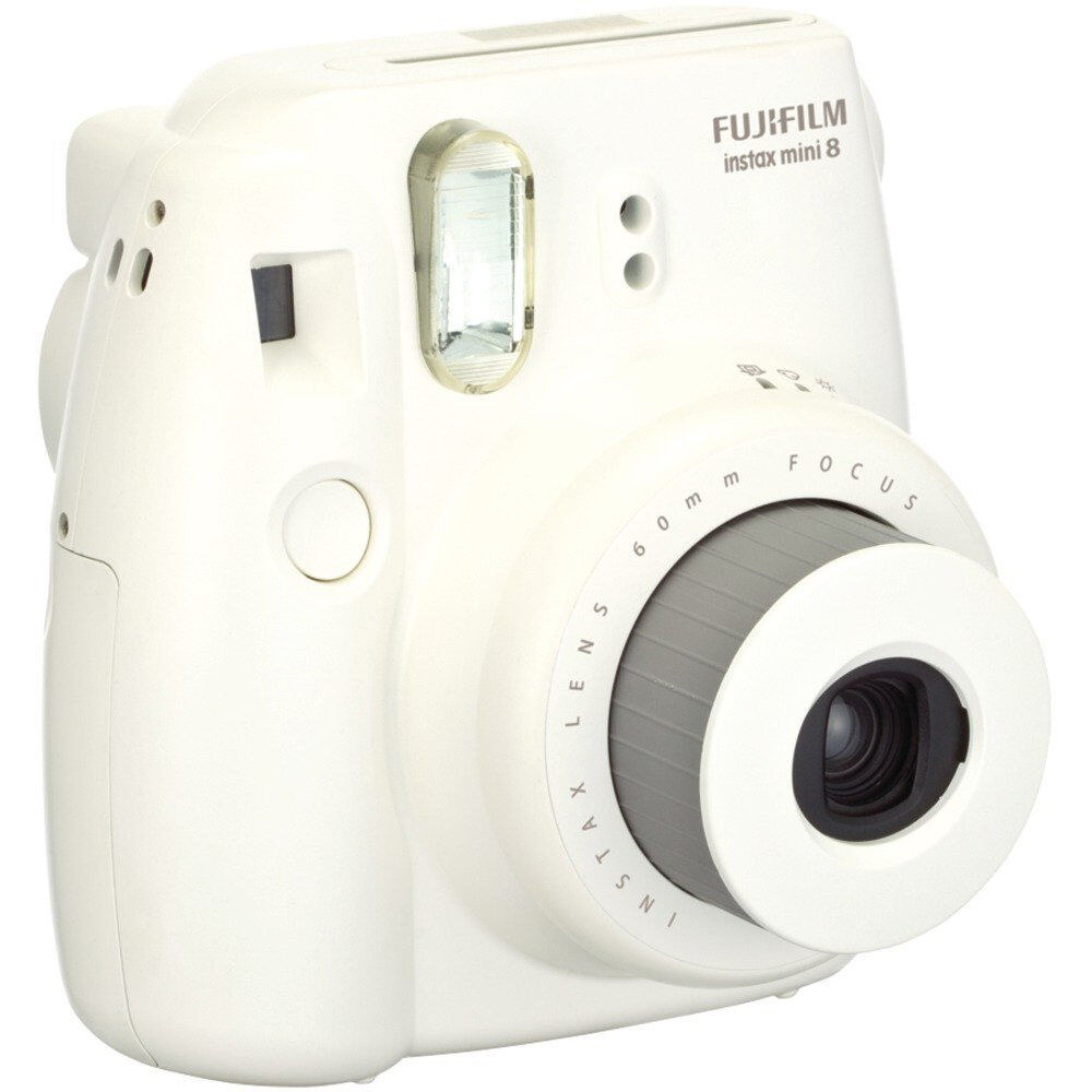 fujifilm instax 8 color instax mini 8 instant camera white 74101102253 ebay