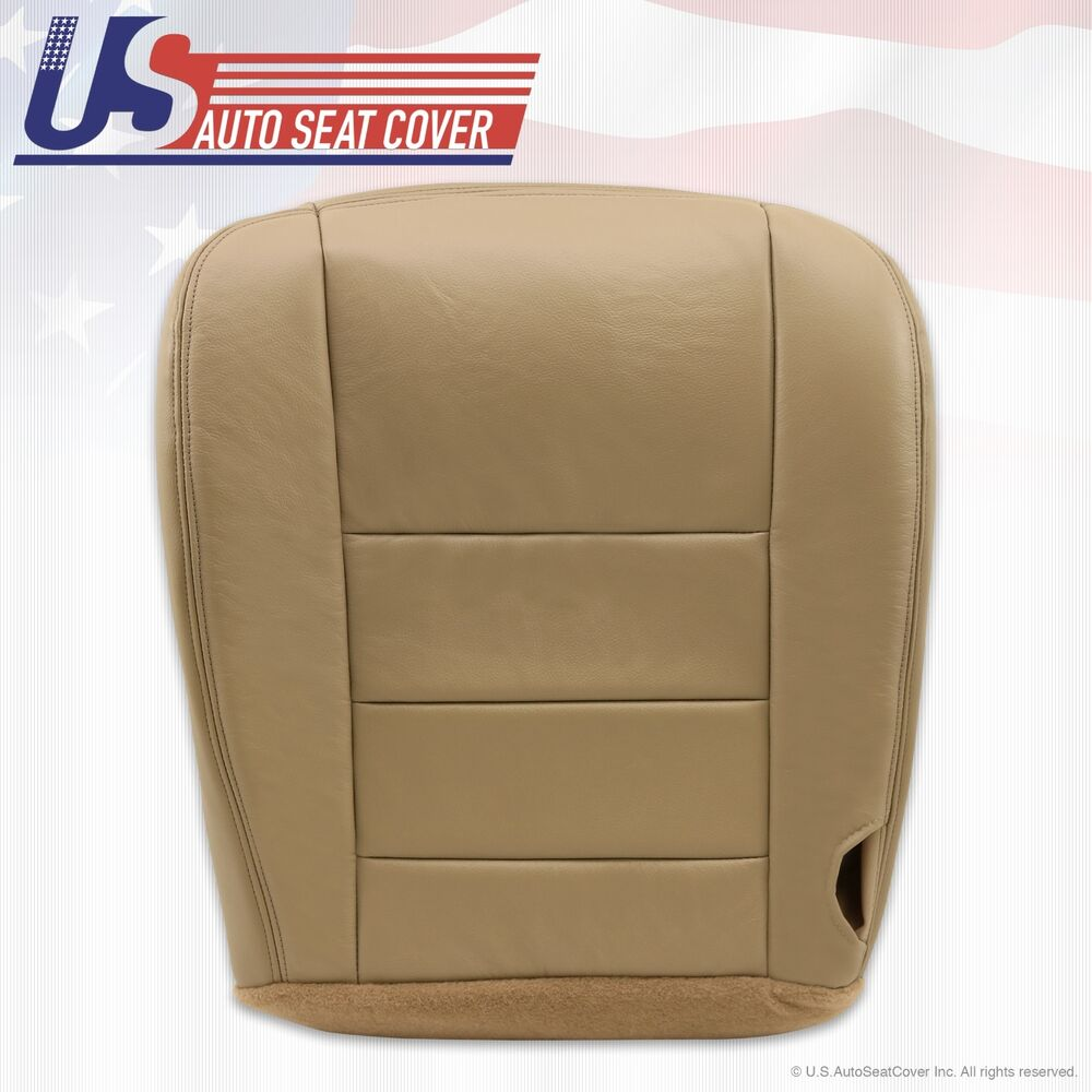 2002 To 2007 Ford F250 350 Lariat Bottom Leather Seat