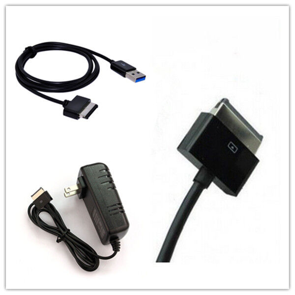 Usb Cable   Ac Charger For Asus Eee Transformer Tablet