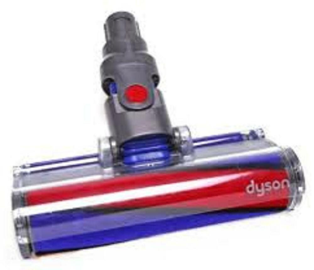dyson v6 soft roller cleaner head assembly 966489 01 ebay. Black Bedroom Furniture Sets. Home Design Ideas