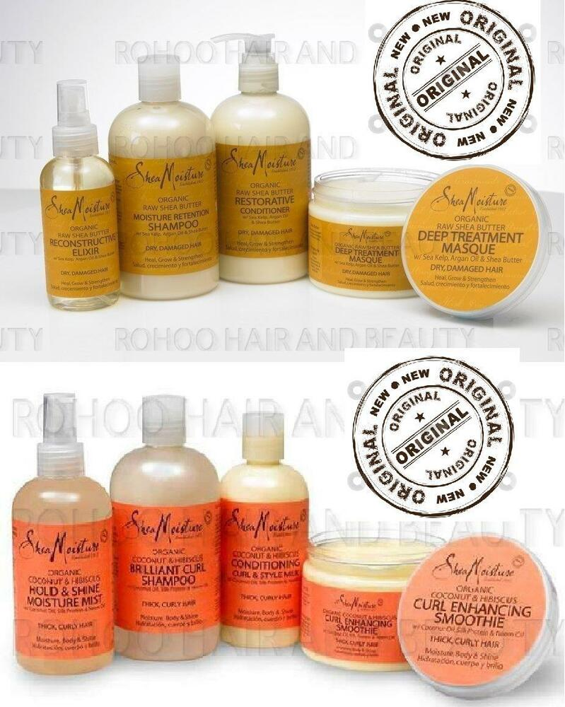 Shea Moisture Coconut Amp Hibiscus And Raw Shea Butter Hair