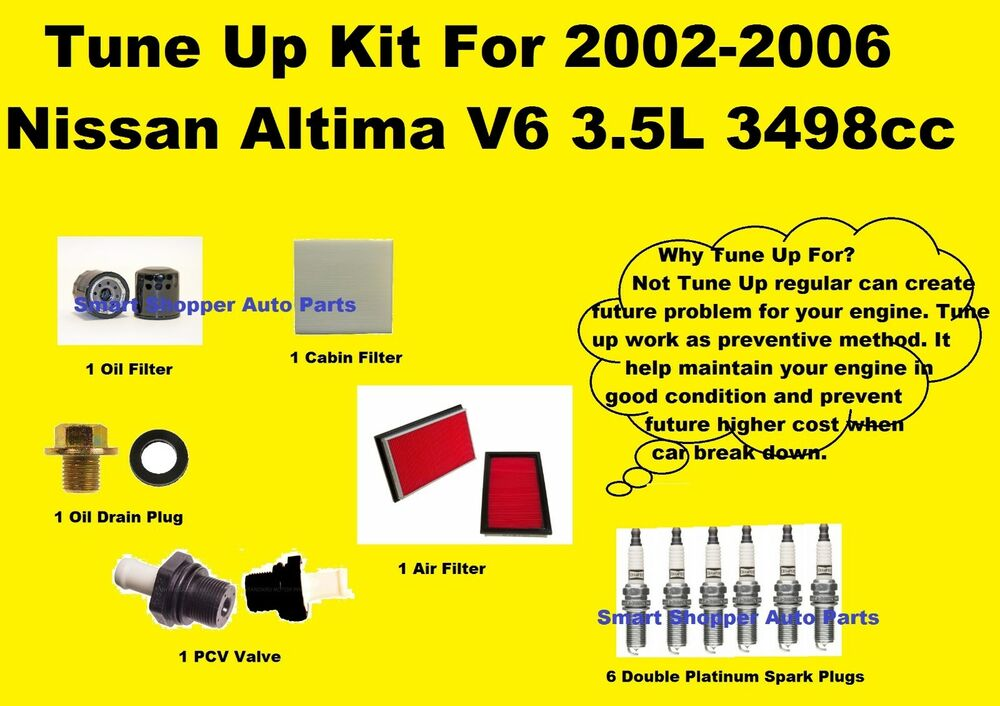 tune up kit for 2002