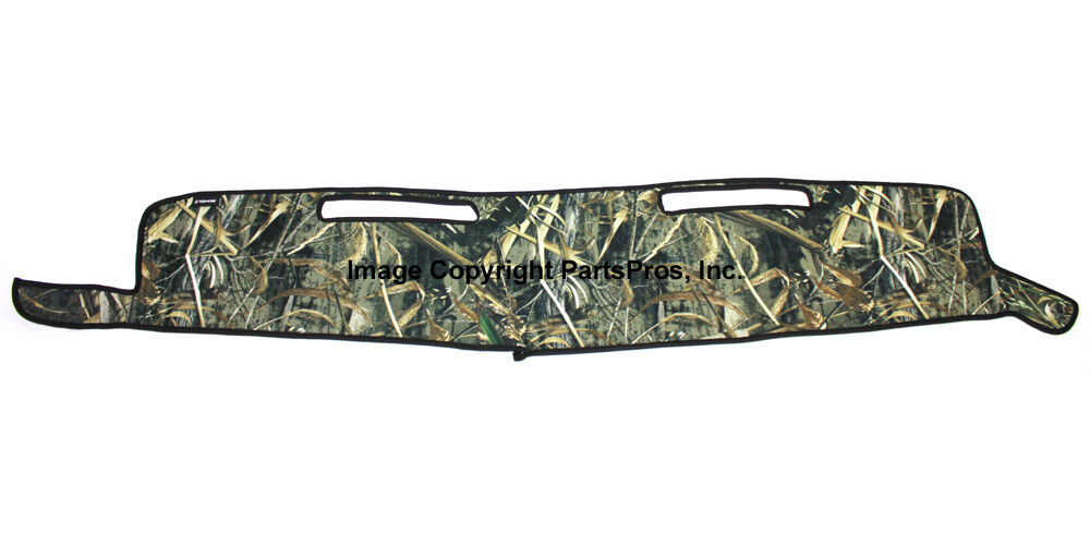 New Realtree Max 5 Camo Camouflage Dash Mat Cover For