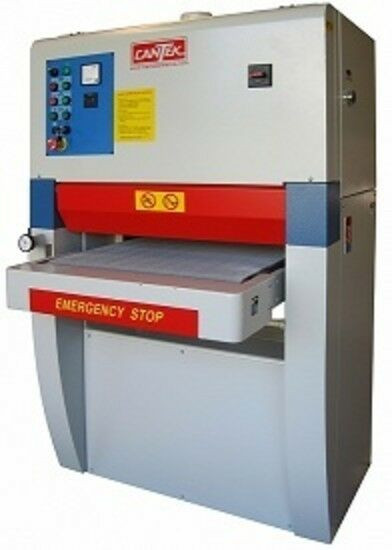 new cantek 24 quot single wide belt sander sale