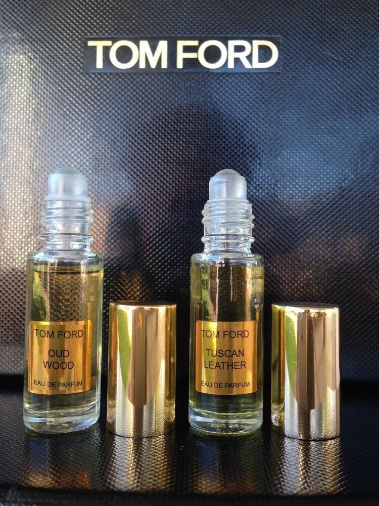 tom ford private blend tuscan leather oud wood 5ml roll. Black Bedroom Furniture Sets. Home Design Ideas