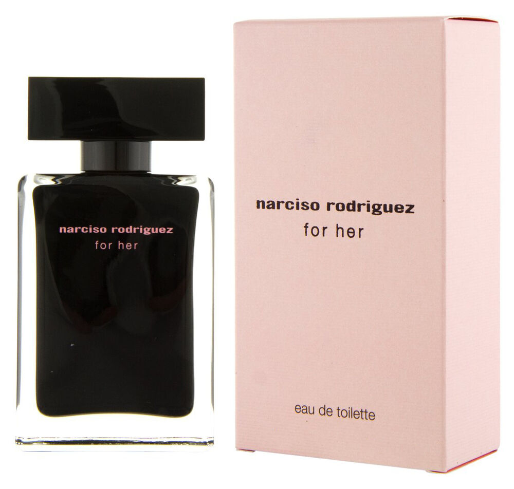 narciso rodriguez for her edt spray for women. Black Bedroom Furniture Sets. Home Design Ideas