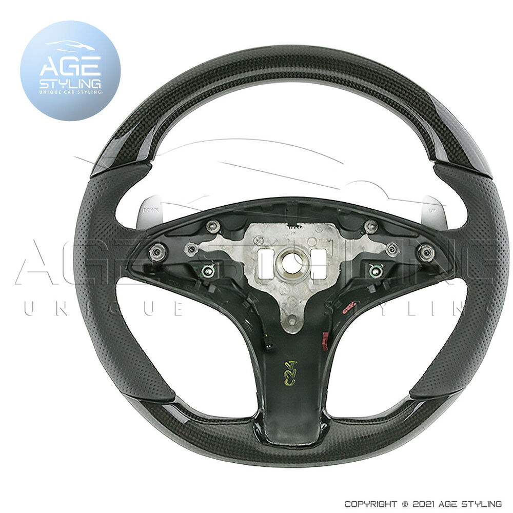 Mercedes C Amg Steering Wheel Oem