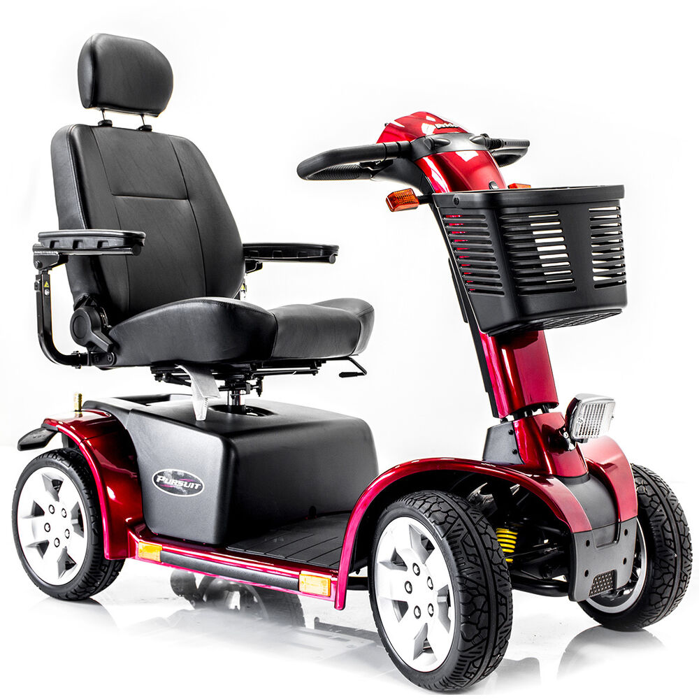 Pride Mobility Pursuit Pmv Sc713 Power Electric Scooter