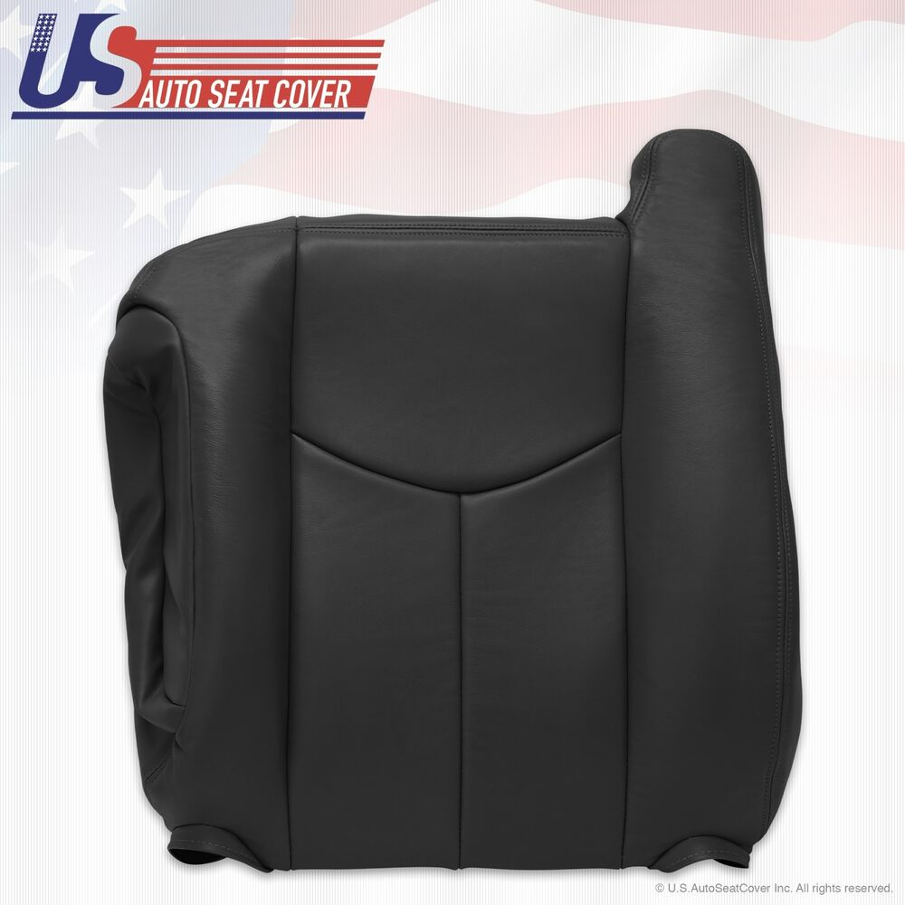 2003 To 2006 Chevy Silverado Driver Top Lean Back Leather