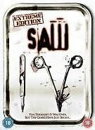 Saw 4 extreme edition (DVD, 2008)(tobin bell) (very good condition)