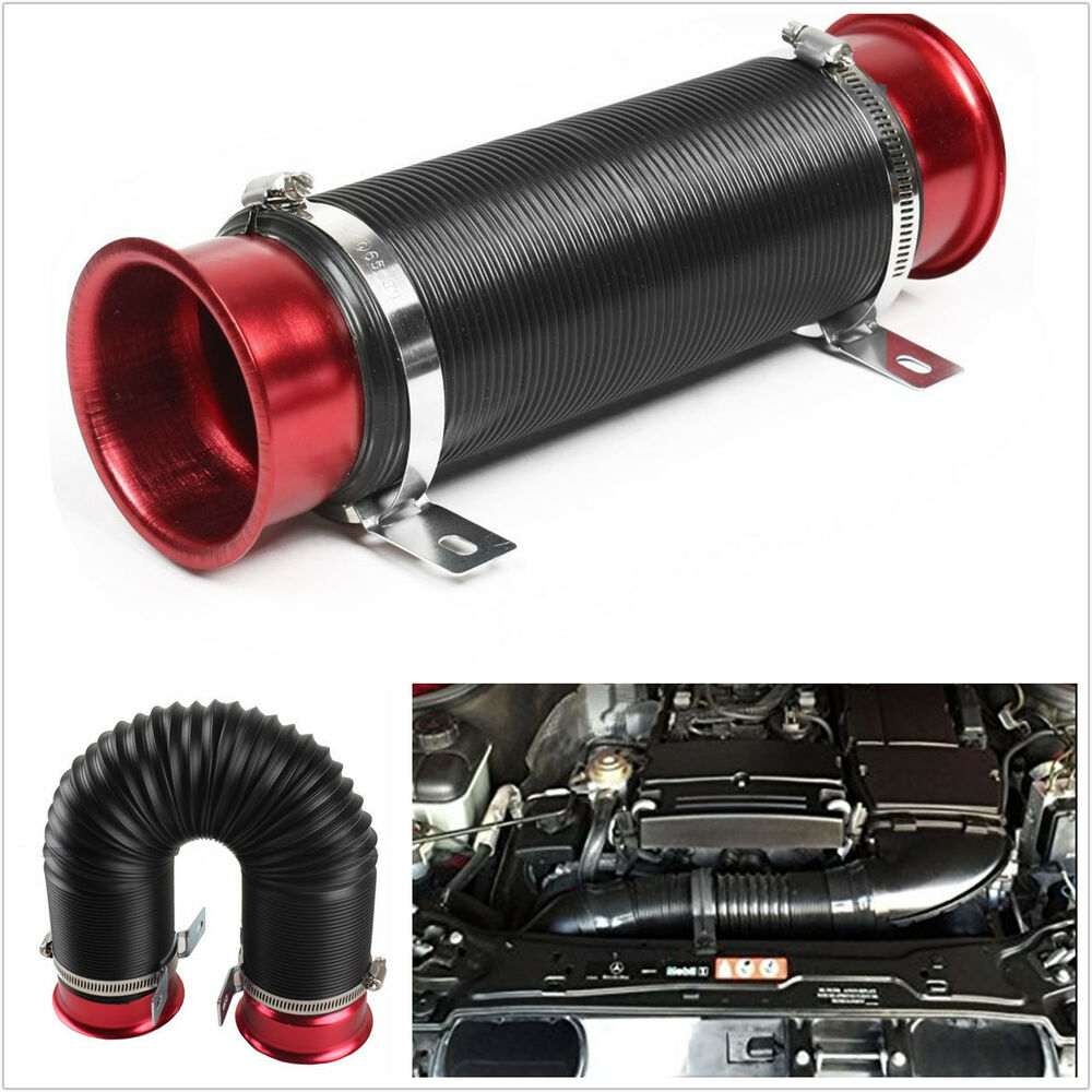 3 Quot Multi Flexible Adjustable Car Ram Cold Air Intake Piping