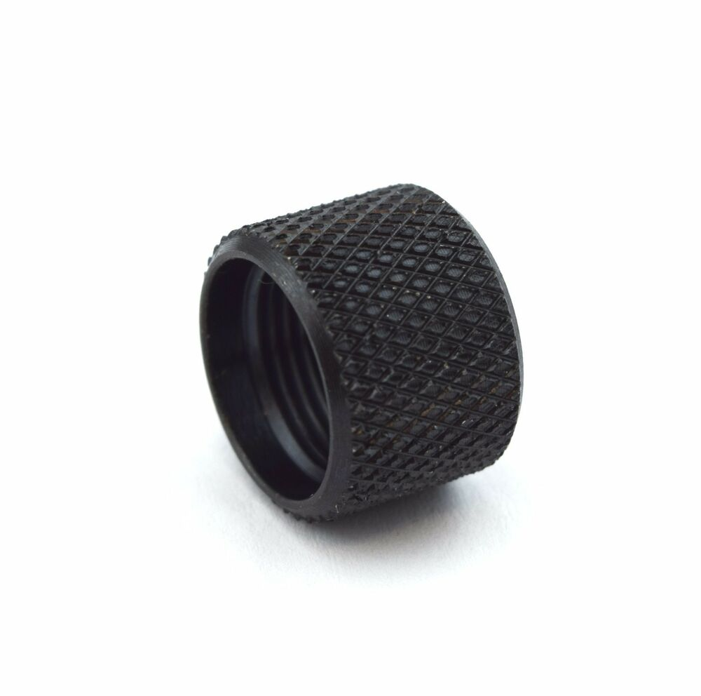 Thread protector black lone wolf barrel for glock