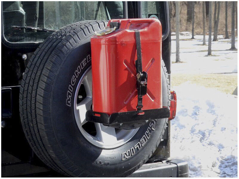 New Morryde Spare Carrier Mount Jerry Can Holder With