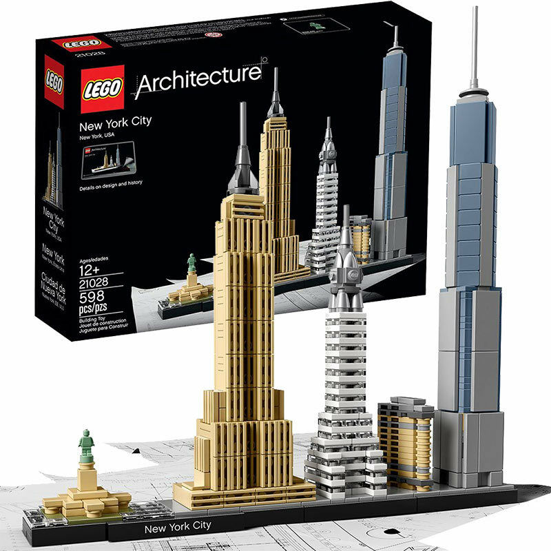 lego architecture york