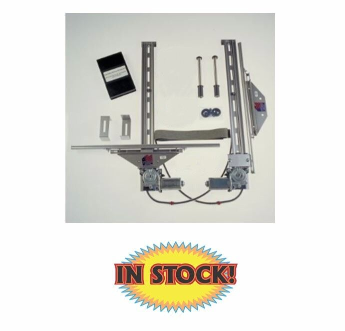 Spw universal 2 window power window kit without wiring or for 2 door power window switch kit